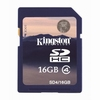 kingston SD kaart 16 gb